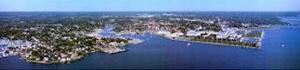 Annapolis, Maryland by James Blakeway