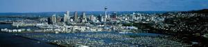 Auckland, New Zealand by James Blakeway