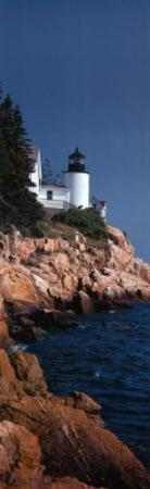Bass Harbor Head Light, Mount Desert Island, Maine