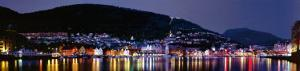 Bergen, Norway by James Blakeway