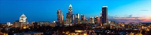 Charlotte, North Carolina by James Blakeway