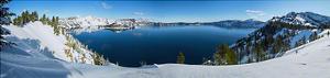 Crater Lake National Park by James Blakeway