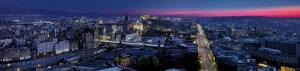 Edinburgh, Scotland by James Blakeway