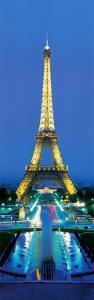 Eiffel Tower, Paris, France by James Blakeway