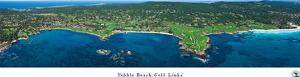 Pebble Beach Golf Links by James Blakeway