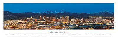 Salt Lake City, Utah by James Blakeway