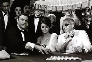 James Bond at the Casino, Thunderball