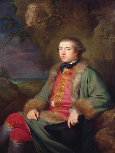 James Boswell, 1765-George Willison-Giclee Print