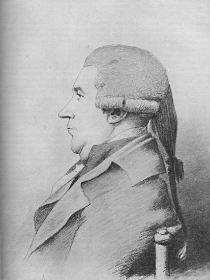 'James Boswell (b. 1740, d. 1795)', 1907-Unknown-Giclee Print