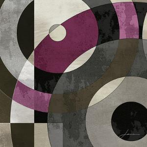 Concentric Squares I by James Burghardt