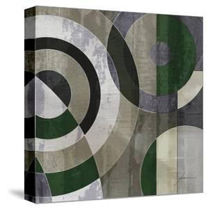 Concentric Squares IV by James Burghardt