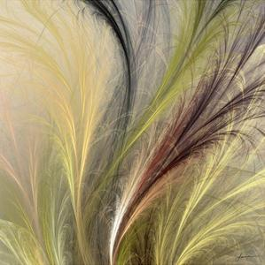 Fountain Grass I by James Burghardt