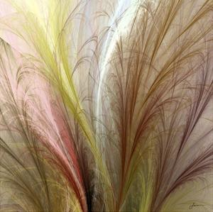 Fountain Grass II by James Burghardt
