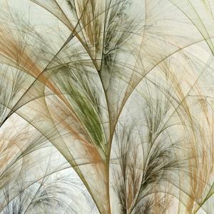 Fractal Grass IV by James Burghardt