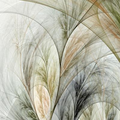 Fractal Grass V by James Burghardt