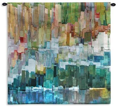 Glacier Bay III Tapestry - Small
