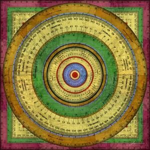 Measurement Tiles I by James Burghardt