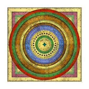 Measurement Tiles II by James Burghardt