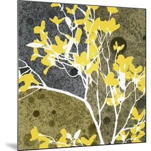 Moon Flowers III by James Burghardt