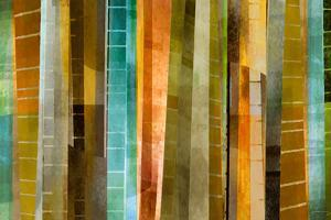 New Refractions II by James Burghardt