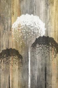 Rustic Garden I by James Burghardt