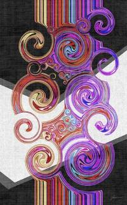 Twirl II by James Burghardt