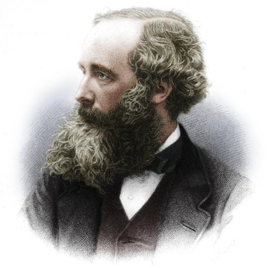 James Clerk Maxwell (1831-1879), Scottish theoretical physicist, 1882-Unknown-Photographic Print