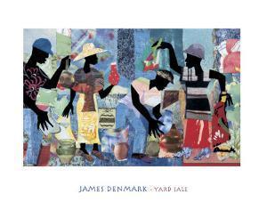 Yard Sale by James Denmark