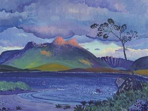 Arenig, North Wales by James Dickson Innes