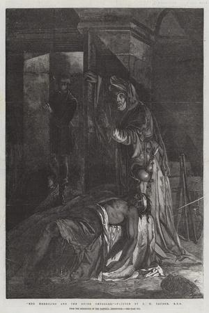 Meg Merrilies and the Dying Smuggler, from the Exhibition of the National Institution