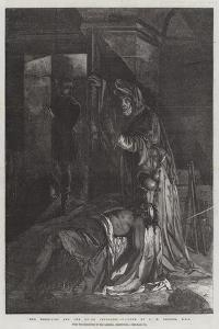 Meg Merrilies and the Dying Smuggler, from the Exhibition of the National Institution by James Eckford Lauder