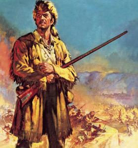 Davy Crockett: Hero of the Alamo by James Edwin Mcconnell