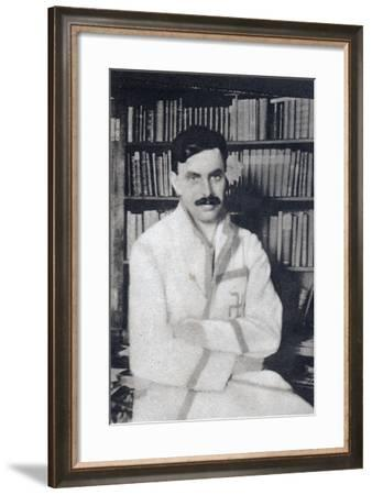 James Elroy Flecker--Framed Photographic Print