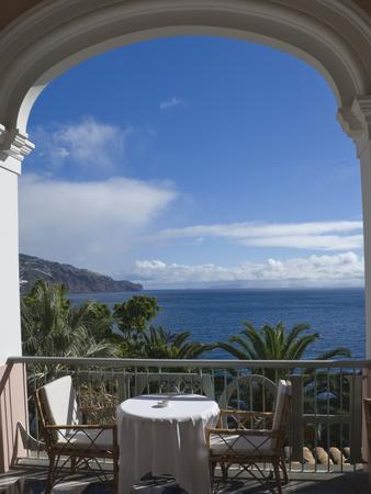 A Place for Tea, Funchal, Madeira, Portugal, Atlantic Ocean, Europe