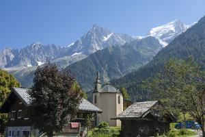Aiguile du Midi, 3842m, accessed by cable car from Chamonix, from Les Houches, Graian Alps, Haute S by James Emmerson