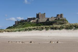 Bamburgh Castle, Bamburgh, Northumberland, England, United Kingdom, Europe by James Emmerson