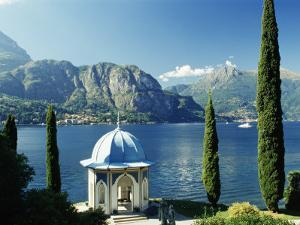 Bellagio, Lake Como, Italian Lakes, Italy, Europe by James Emmerson