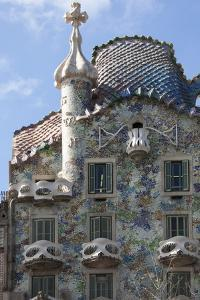 Casa Batllo, a House Designed by Antonio Gaudi and Admired by Salvador Dali by James Emmerson