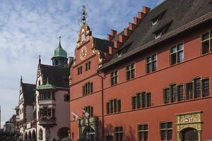 Haus zum Walfisch [Whale House], Freiburg im Breisgau, Black Forest, Baden-Wurttemberg, Germany, Eu by James Emmerson