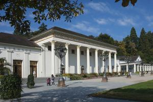 Kurhaus and Casino, Baden Baden, Black Forest, Baden-Wurttemberg, Germany, Europe by James Emmerson