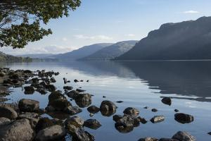 Lake Ullswater, Lake District National Park, Cumbria, England, United Kingdom, Europe by James Emmerson