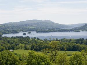 Lake Windermere, Lake District National Park, Cumbria, England, United Kingdom by James Emmerson