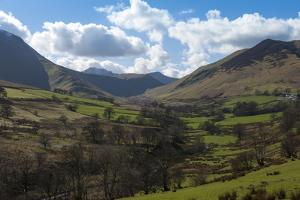 Newlands Valley, Above Portinscale, Keswick by James Emmerson