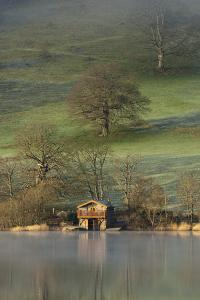 The Boathouse, Ullswater, Lake District National Park, Cumbria, England, United Kingdom, Europe by James Emmerson