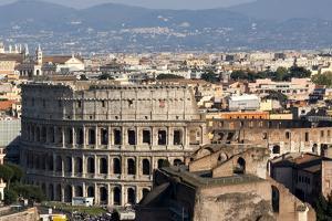 The Colloseum, Ancient Rome, Rome, Lazio, Italy by James Emmerson