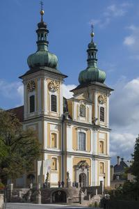 The St. Johann Kirke, Donauschingen, Black Forest, Baden-Wurttemberg, Germany, Europe by James Emmerson