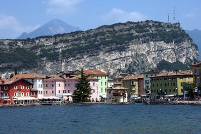 Torbole, Lake Garda, Italian Lakes, Veneto, Italy, Europe