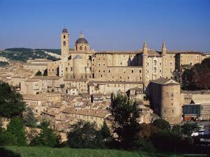 Urbino, Marche, Italy, Europe by James Emmerson