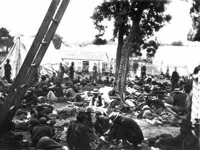Civil War Hospital, 1862