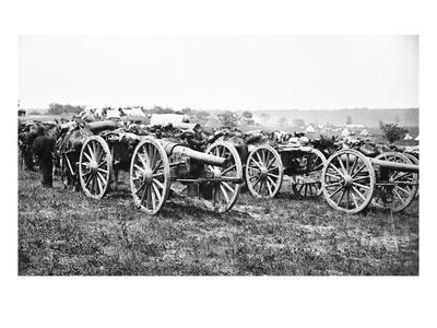 Civil War: Parrott Guns